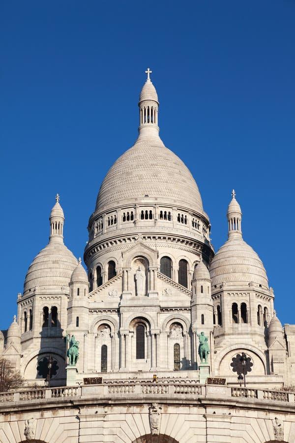 Sacre Coeur (église de coeur du Christ) photo libre de droits