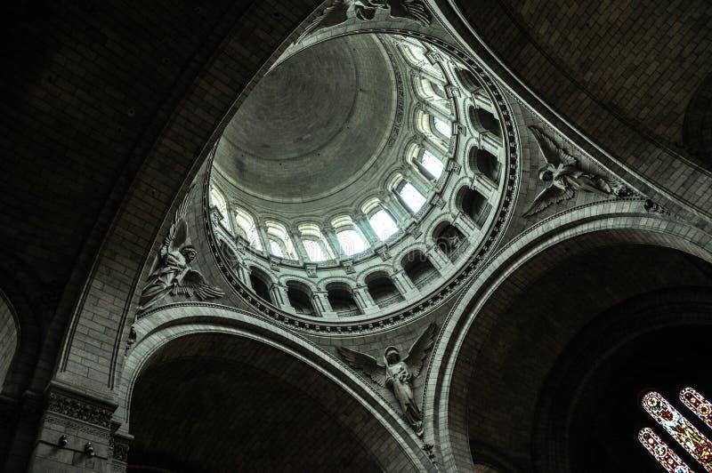 Sacre-Coeur fotos de archivo libres de regalías