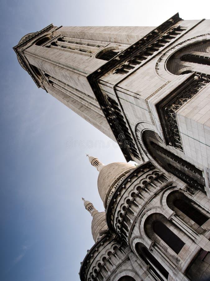 Sacre Coeur fotografie stock