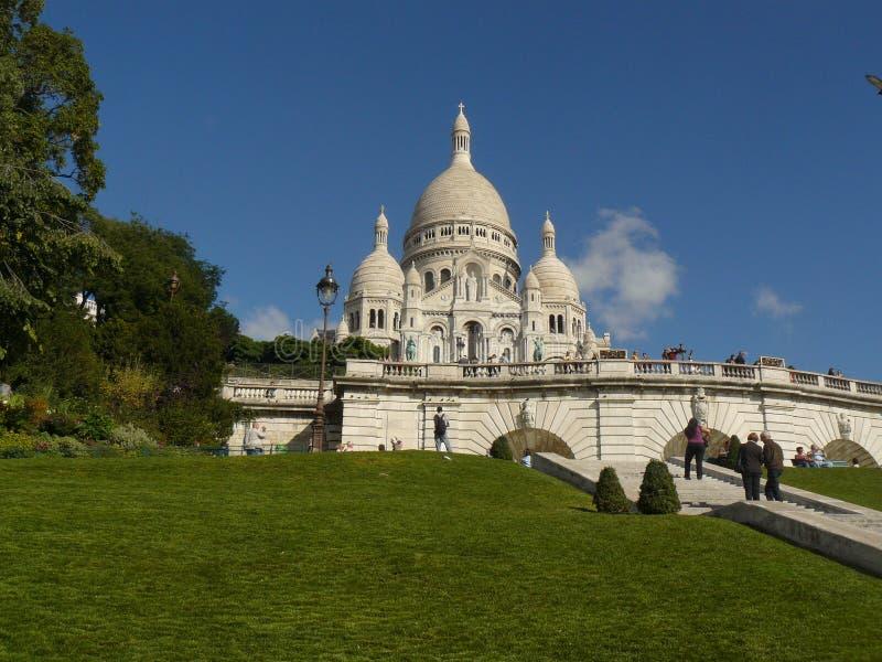 Sacre Coeur obraz royalty free
