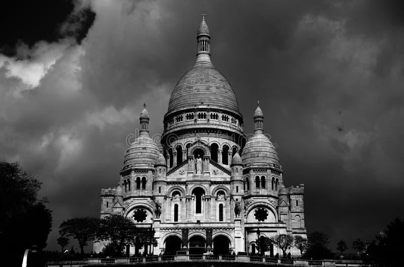 Sacre Coeur стоковые изображения rf