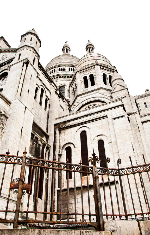 Download Sacre Coeur de Montmartre stock photo. Image of cathedral - 28738782