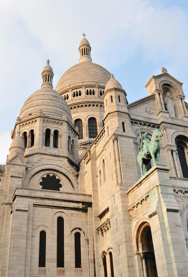 Free Sacre-Coeur In Paris Royalty Free Stock Photos - 19035818