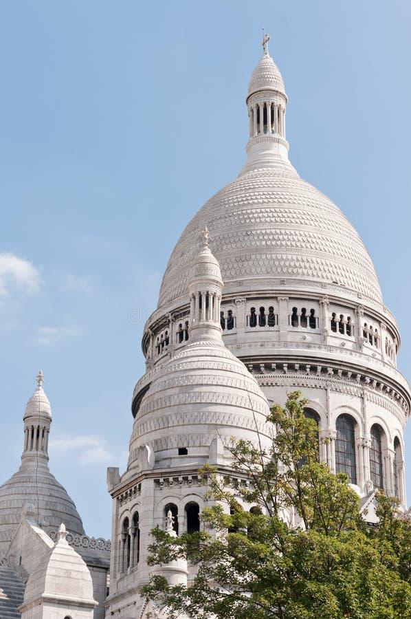 Sacre Coeur, Paris photographie stock libre de droits