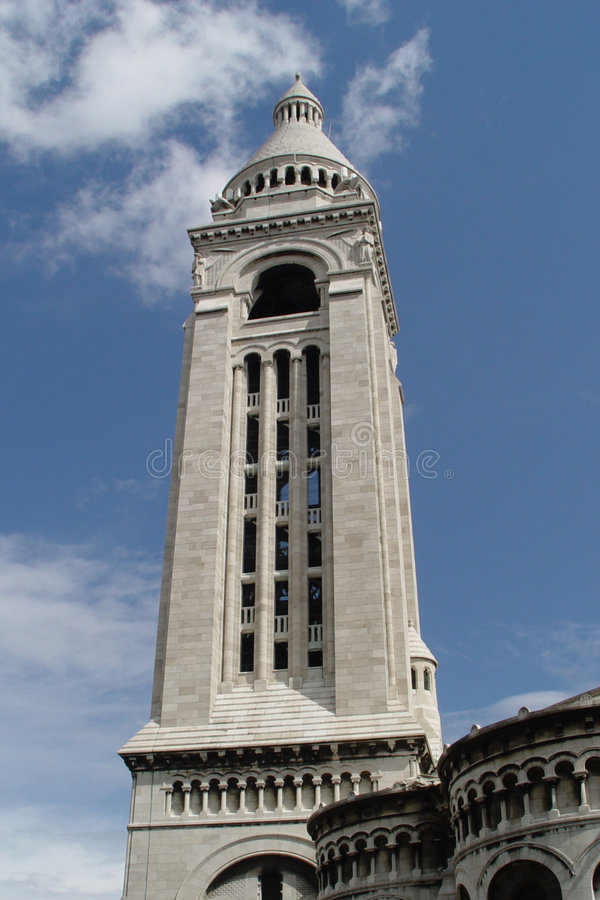 Free Sacre Coeur Tower Stock Images - 967834