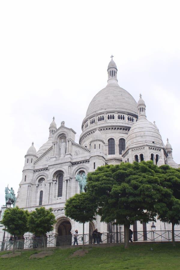 Sacre-couer - Paris photos libres de droits