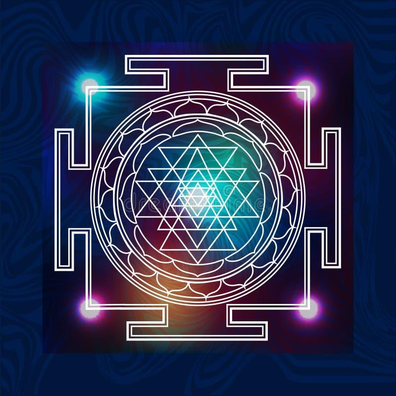 Sacred Geometry 3 vector illustration