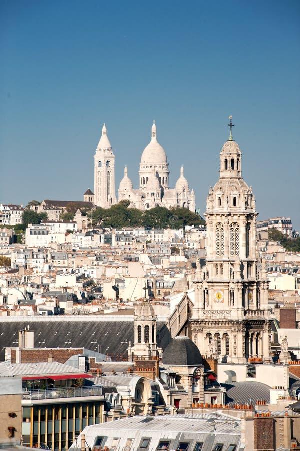 Sacred heart - Paris - France