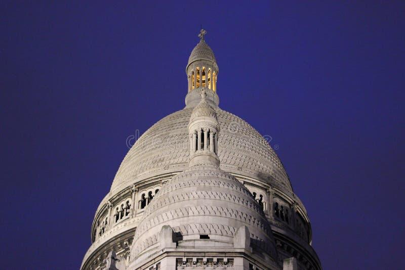 Sacred Heart / Sacré-Cœur stock image