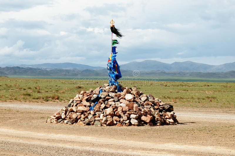 Download Sacred Pass In Mongolia Stock Photo - Image: 23988760