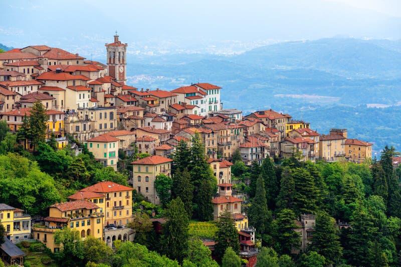 Sacro-monte Di Varese, Lombardei, Italien stockbilder
