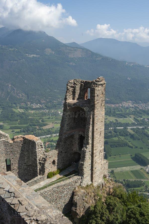 Sacros italianos do monast?rio de St Michel Pedmont imagens de stock royalty free