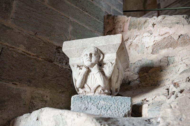 Sacros italianos do monast?rio de St Michel Pedmont fotografia de stock royalty free