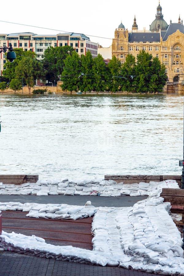 Download Sacs De Sable à L'inondation Photo stock - Image du danger, assomme: 45353186