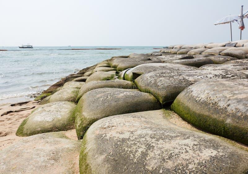 Sacs de sable photographie stock libre de droits