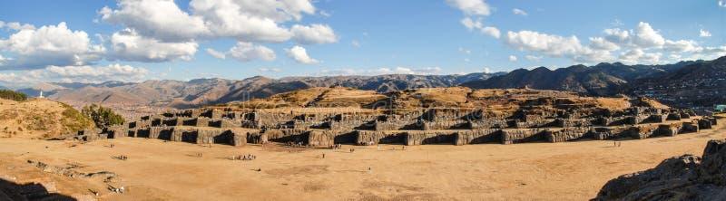Sacsayhuaman image stock
