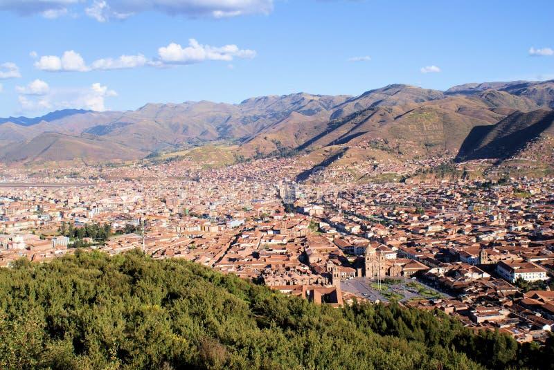 Sacsayhuaman, Cuzco Pérou photographie stock libre de droits