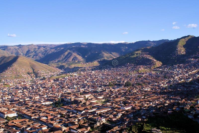 Sacsayhuaman, Cuzco Pérou photographie stock