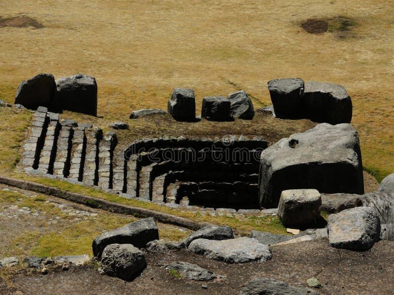 Download Sacsayhuaman Dans Cusco, Pérou Photo stock - Image du people, célèbre: 77153086
