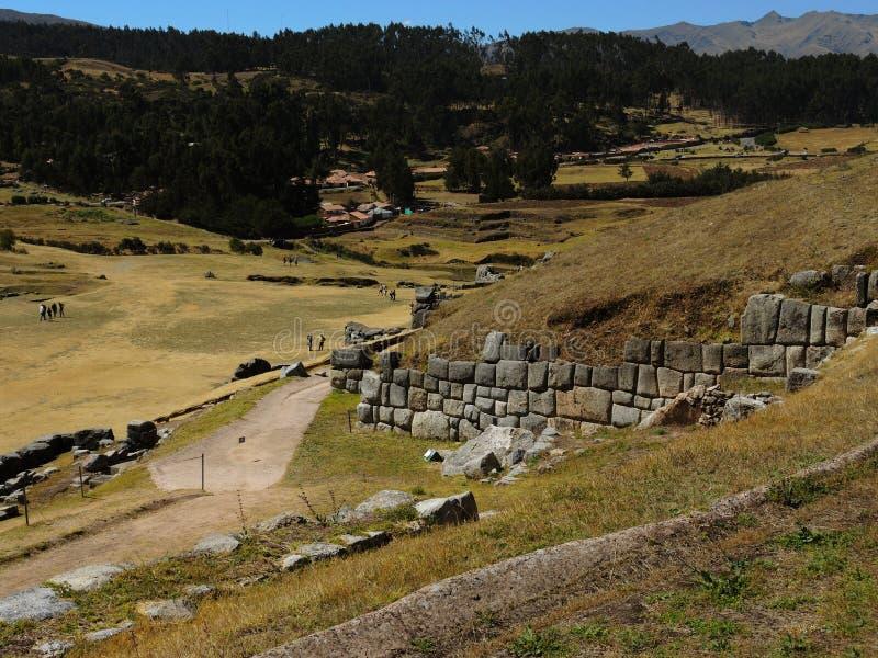 Download Sacsayhuaman Dans Cusco, Pérou Image stock - Image du inca, antique: 77153175