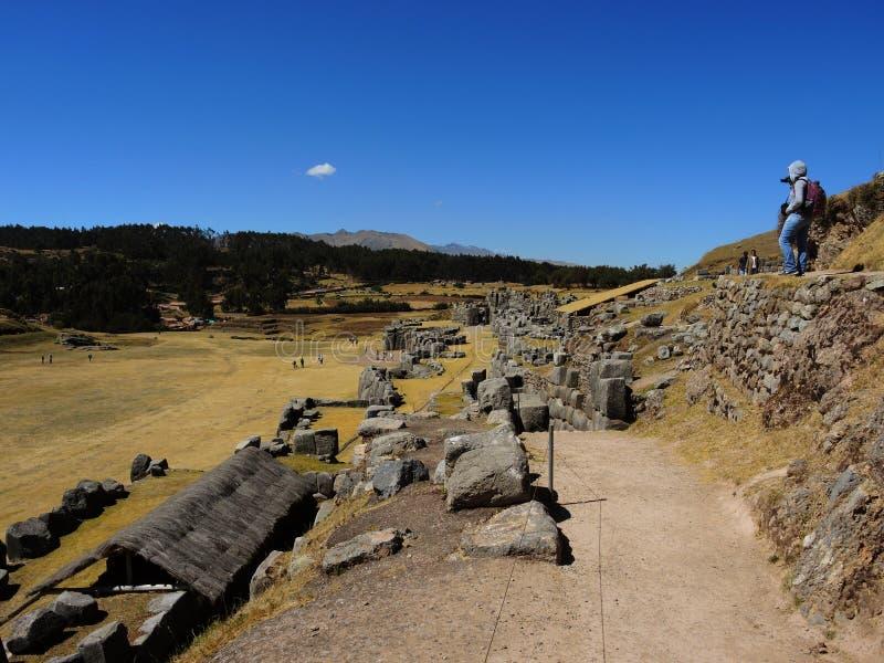 Download Sacsayhuaman Dans Cusco, Pérou Photo éditorial - Image du capital, indigène: 77153571