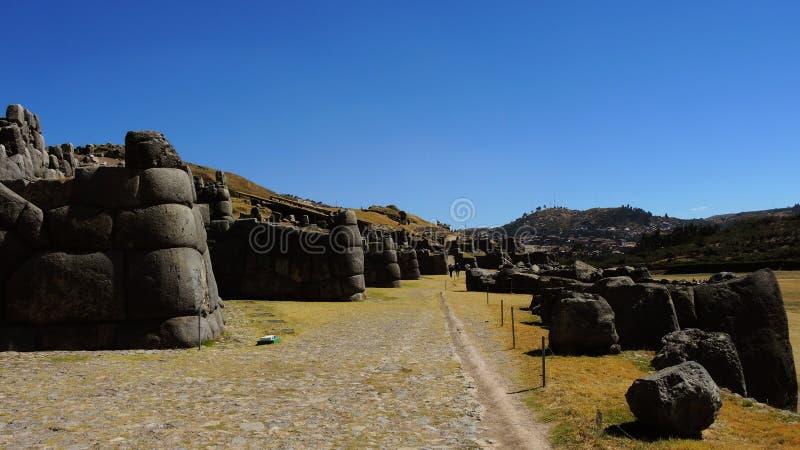 Download Sacsayhuaman Dans Cusco, Pérou Photo stock - Image du people, historique: 77155756