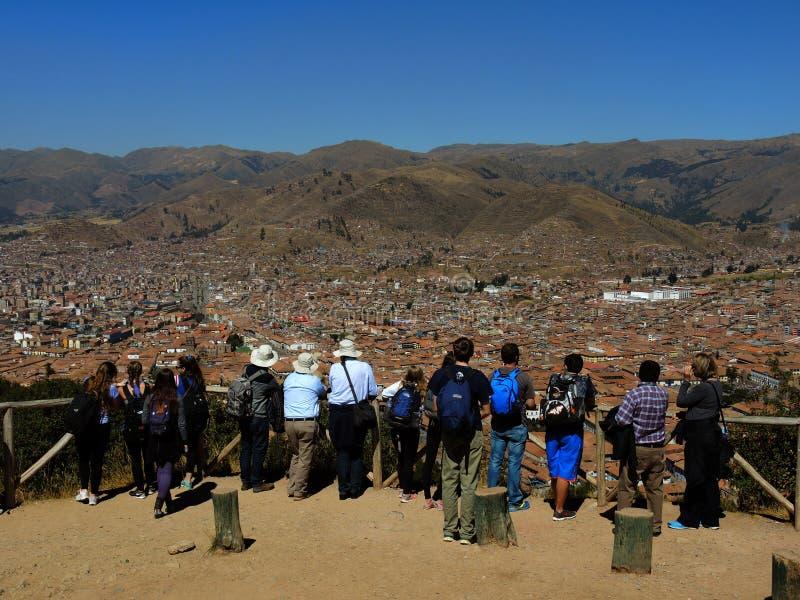 Download Sacsayhuaman Dans Cusco, Pérou Image éditorial - Image du construction, granit: 77155875