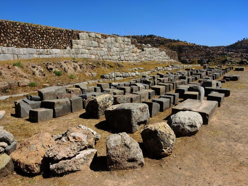 Download Sacsayhuaman Dans Cusco, Pérou Image stock - Image du latin, people: 77156027