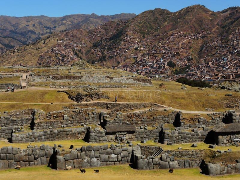 Download Sacsayhuaman Dans Cusco, Pérou Photo stock - Image du roche, andes: 77156322