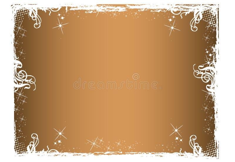 SAD bakgrund stock illustrationer