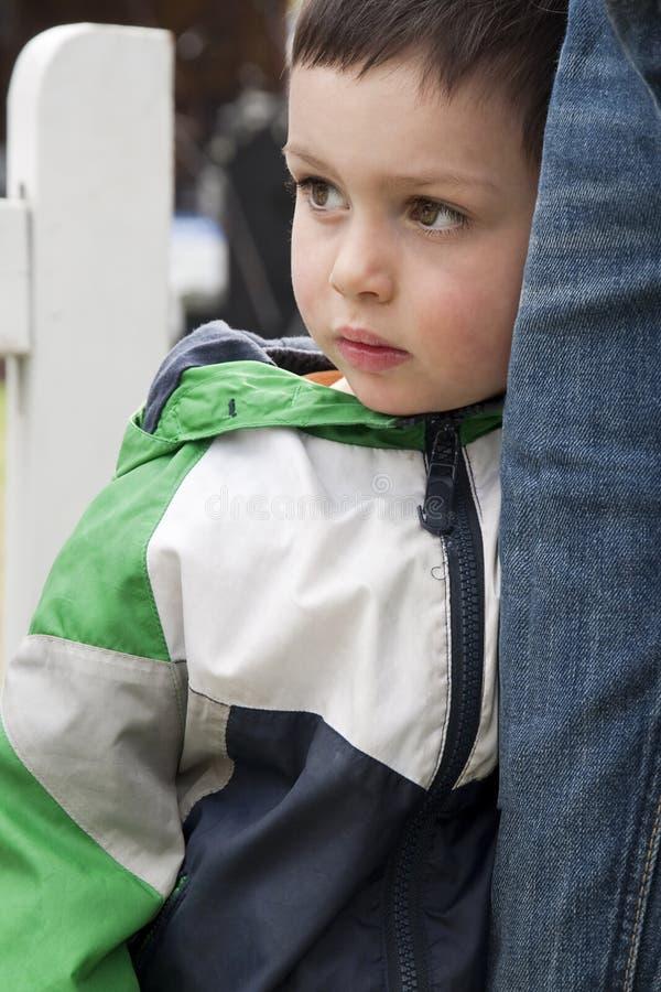 Download Sad child stock image. Image of lean, child, affection - 25131637