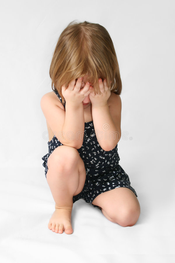 Free Sad Child Royalty Free Stock Photo - 5573965
