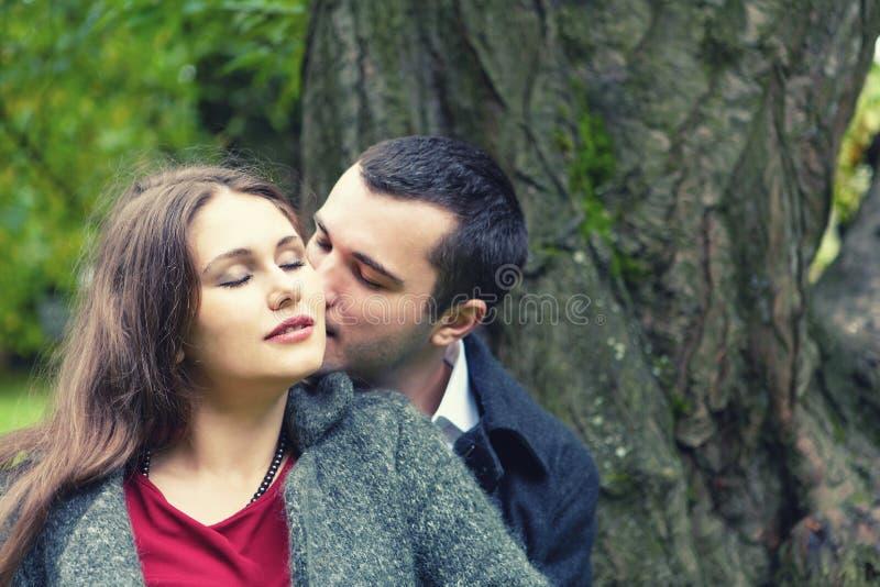 Sad couple royalty free stock photography