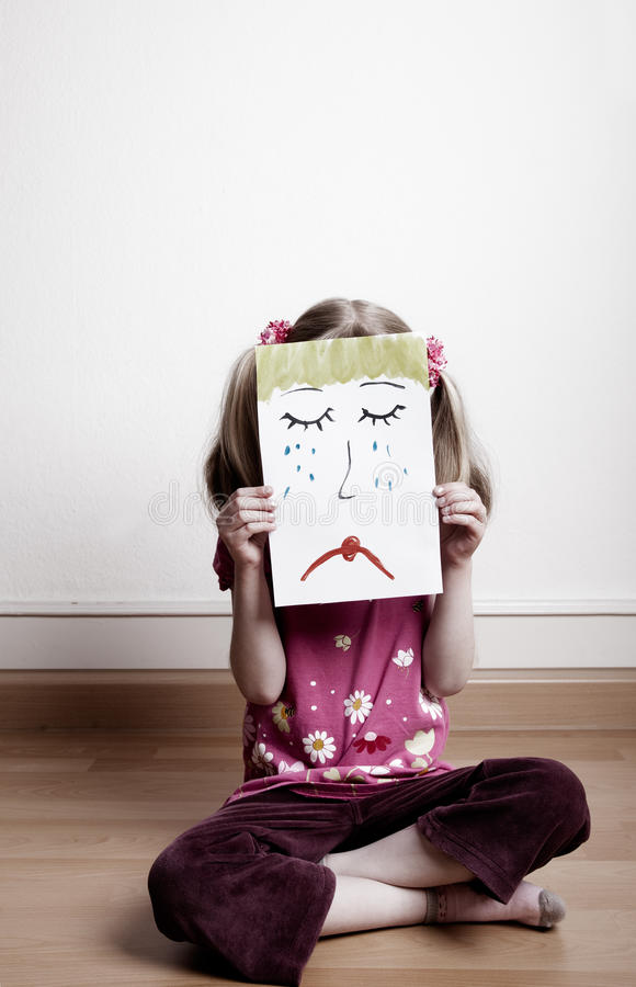 Download Sad Face Stock Photography - Image: 15413912