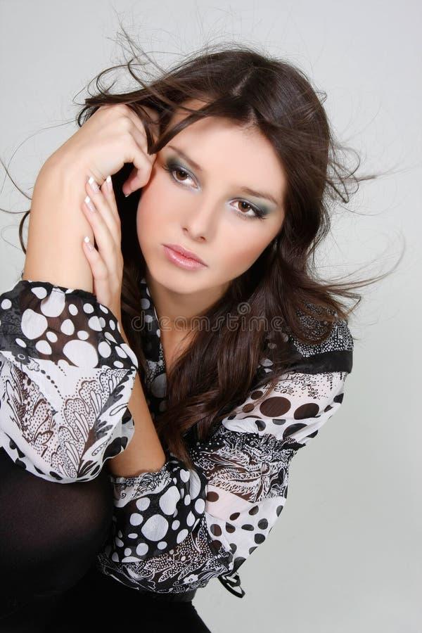 Download Sad girl stock image. Image of dressed, close, caucasian - 11876497