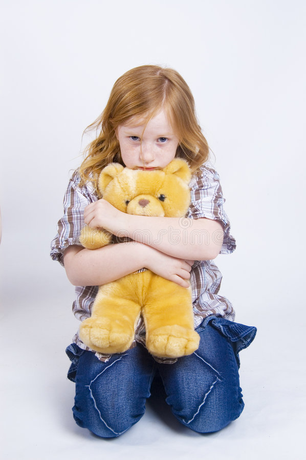 Free Sad Girl Stock Images - 4813004
