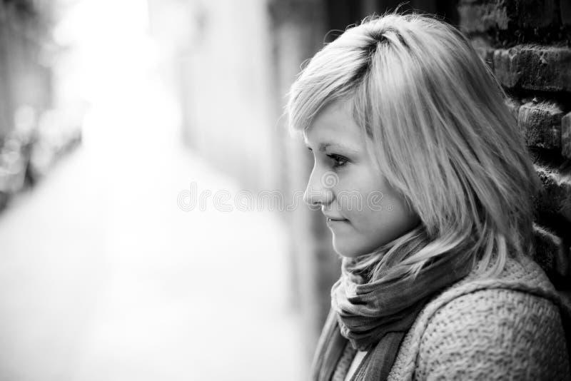Download Sad Girl Portrait Stock Images - Image: 16626264