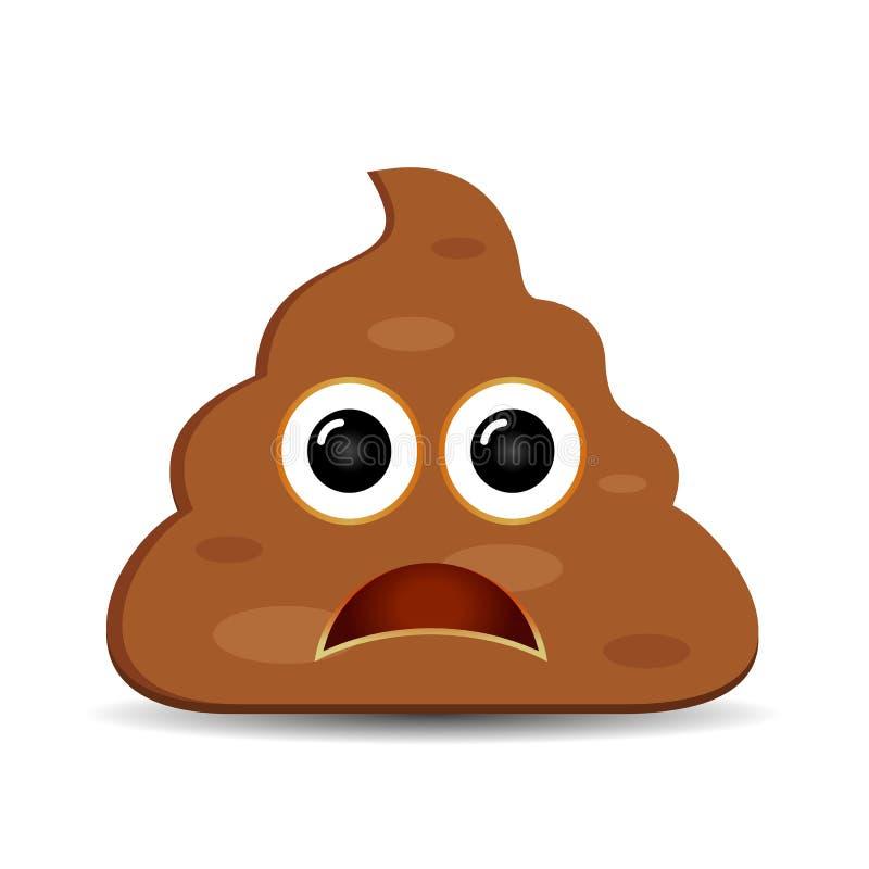 Free Sad Poop Emoji Stock Photography - 137959122
