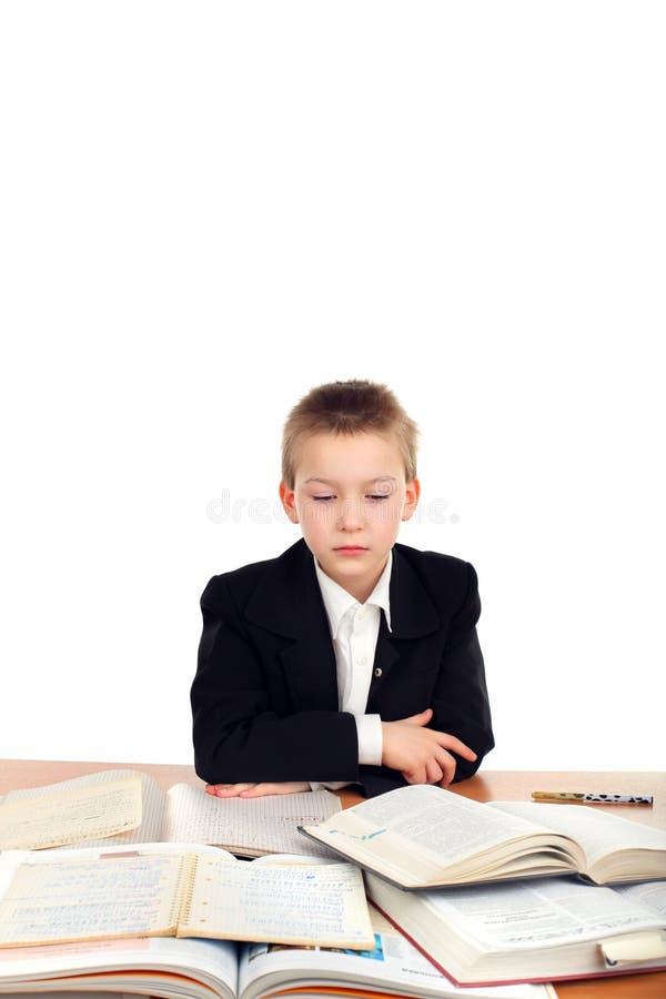 Download Sad Schoolboy Stock Photos - Image: 23219323