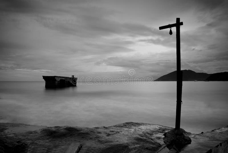 Download The sad sea stock photo. Image of dynamical, sanya, water - 19989636