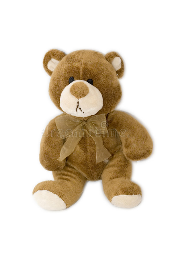Free Sad Teddy Bear Stock Image - 4132721