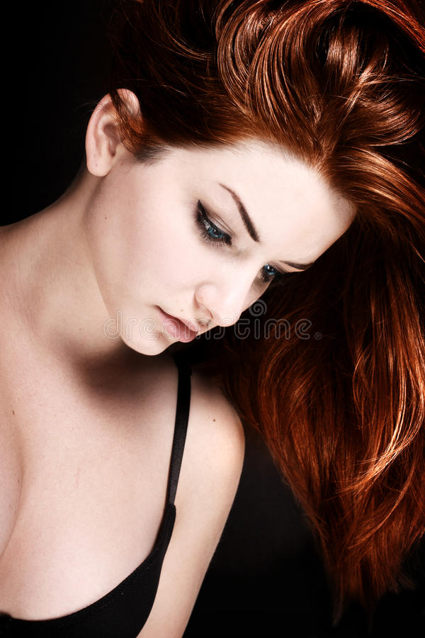 Download Sad Woman stock photo. Image of female, sadness, miserable - 15669816