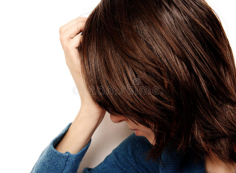 Download Sad woman stock photo. Image of grief, adult, people - 16562136