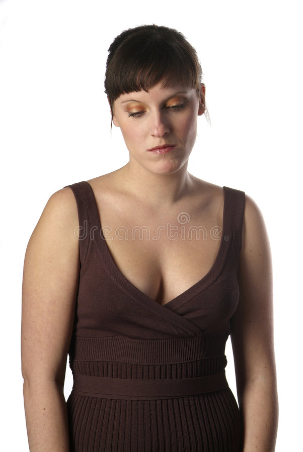 Download Sad woman stock photo. Image of hang, fear, guilty, devot - 1828946