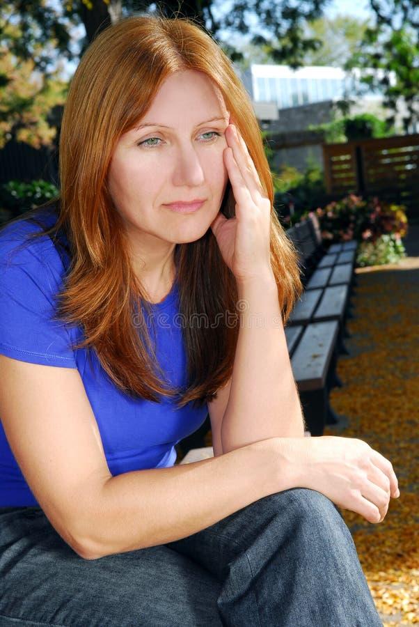 Free Sad Woman Royalty Free Stock Images - 3478339