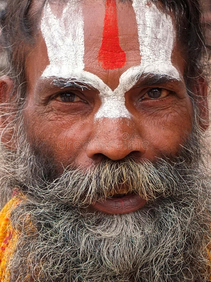 Download Saddhu, Pashupatinath, Nepal Editorial Image - Image: 34388845