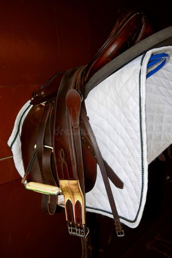 Saddle Stock Image