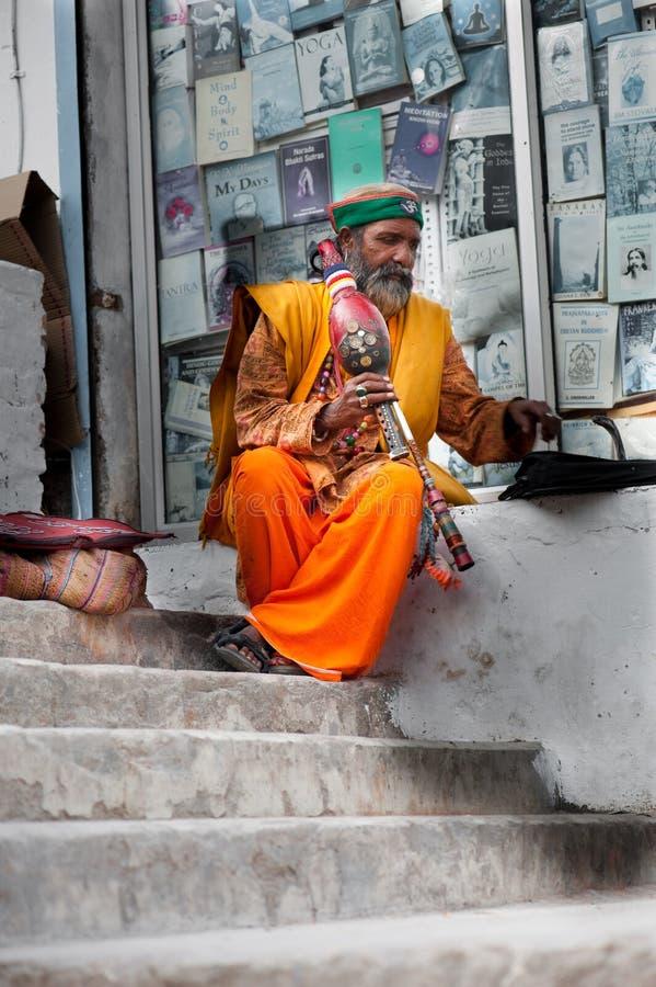 Sadhu stock foto's