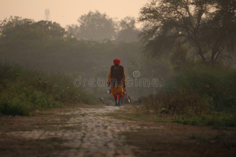 sadhu lizenzfreie stockfotos