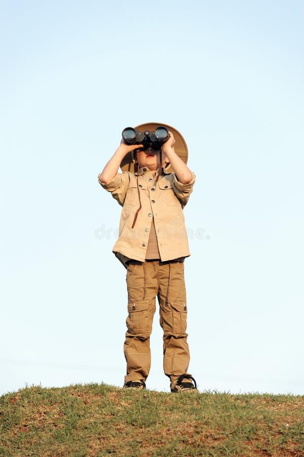 Download Safari Boy Stock Photos - Image: 26220283